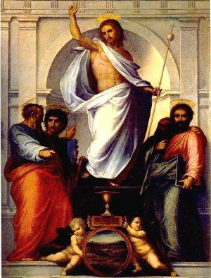 Cei patru evanghelisti