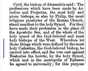 Chiril Conciliul din Efes NPNF2 vol 14 pg 224