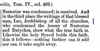 Conciliul de la Calcedon sesiunea 4 NPNF2 vol 14 pg 260