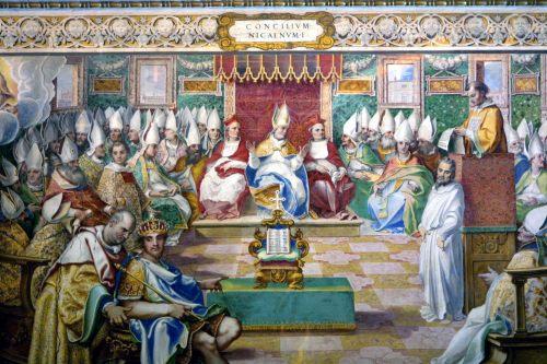 Conciliul ecumenic din Niceea