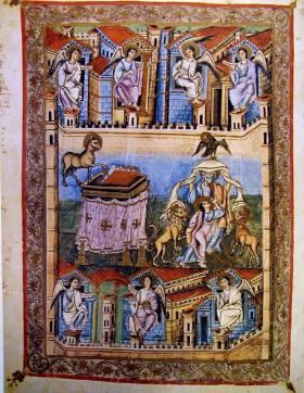 Ioan Cartea Apocalipsei