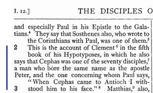 Istorie Bisericeasca Eusebiu de Cezareea Cartea I Capitolul 12