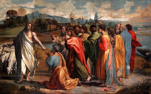Isus credinciosi papalitate