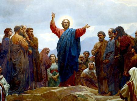 Isus predica