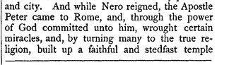 Lactantius Despre moartea persecutorilor cap 2 ANF vol 7 p 301-302