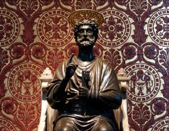 Sf. Petru a mers la Roma
