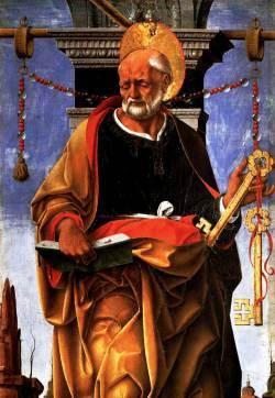 Sfantul Petru cheile imparatiei cerurilor