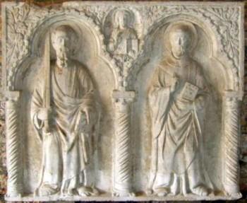 intaietatea papala Petru si Paul